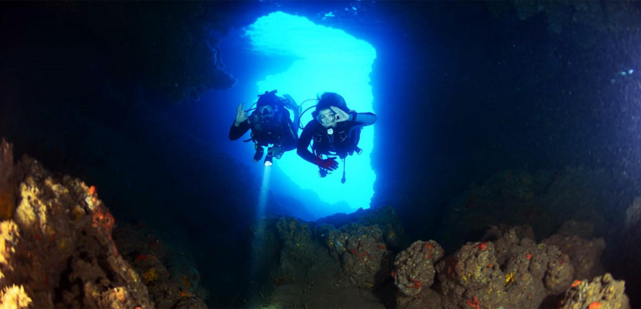 Hasan Endes Antalya Mağara Dalışı
