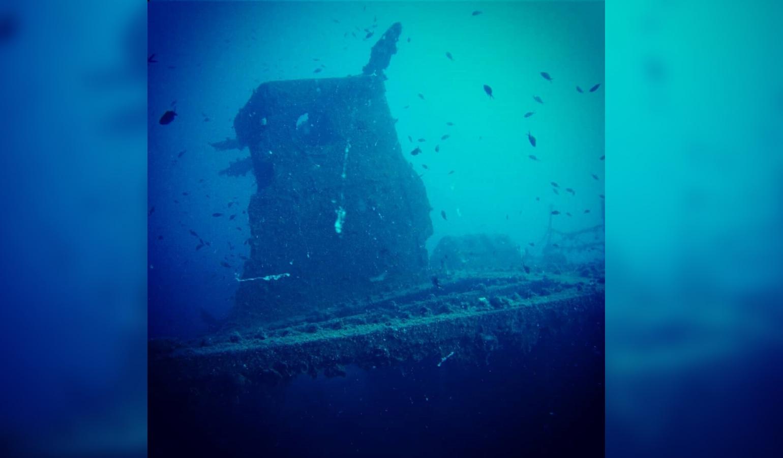 индианаполис фото затонувшего корабля